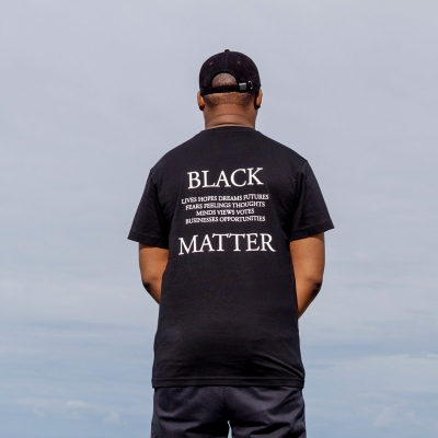 BASH Black Thoughts T Shirt